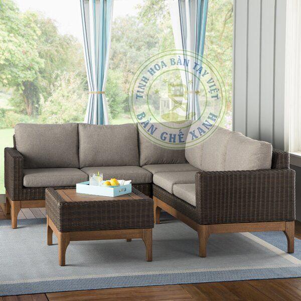 Ban Ghe Sofa May Nhua TL119