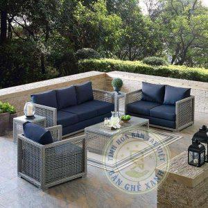 Sofa May Nhua Ngoai Troi TL11