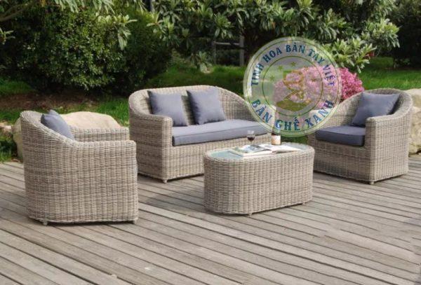 Sofa Sân Vườn Cao Cấp SF39